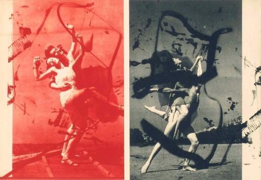 Arturo Herrera, Four Dancers, 2014