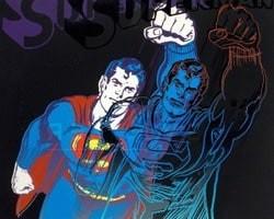 Andy Warhol, Superman (FS II.260), 1981