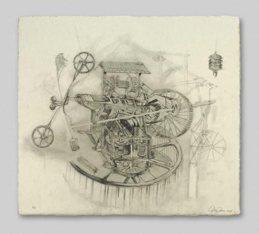 Chris Larson, Untitled (Airplane), 2004