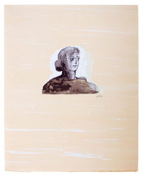 Henry Moore, Croelo Lady, 1975