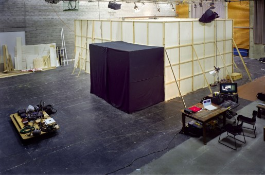 Marco Poloni, Majorana Eigenstates, The Set, 2008