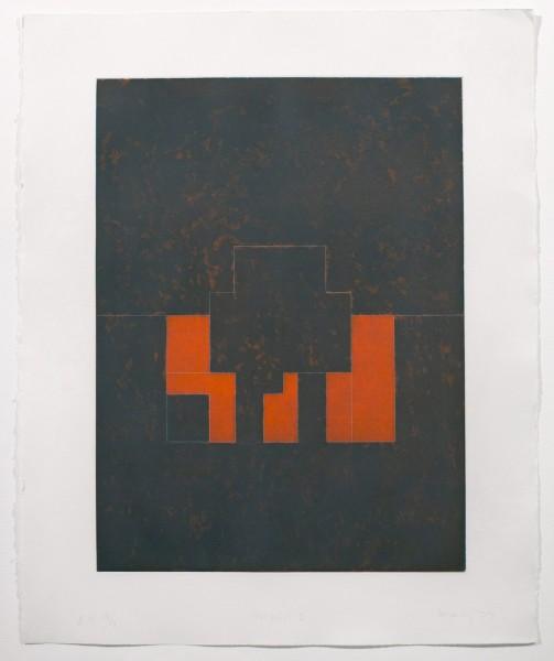 Robyn Denny, Graffiti 2, 1977
