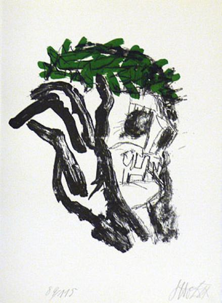 Otto Dix, Jean Cassau, 1978