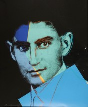 "Franz Kafka (FS II.226), from the Portfolio ""Ten Portraits of Jews of the Twentieth Century"""