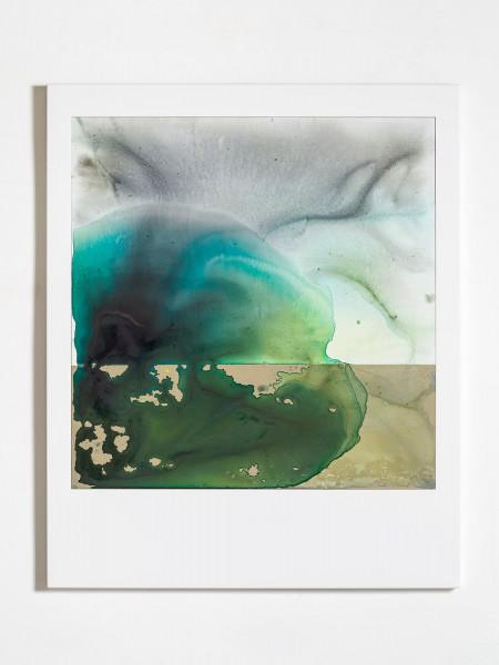 Johannes Wohnseifer, Polaroid-Painting XIV, 2014