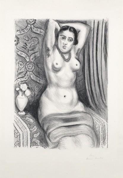 Henri Matisse, Torse à l'aiguière, 1927