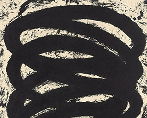 Finally Finished III by Richard Serra