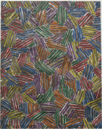 Cicada II by Jasper Johns