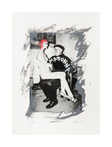 Lawrence Ferlinghetti, Untitled, 2006