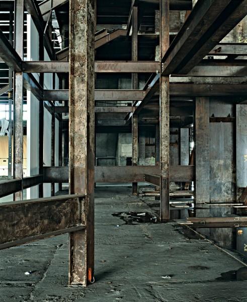 Thomas Florschuetz, Ohne Titel (Palast) 48, 2006/8
