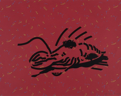 Patrick Caulfield, Dressed Lobster, 1978