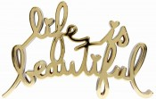 Life is Beautiful – Hard Candy Gold