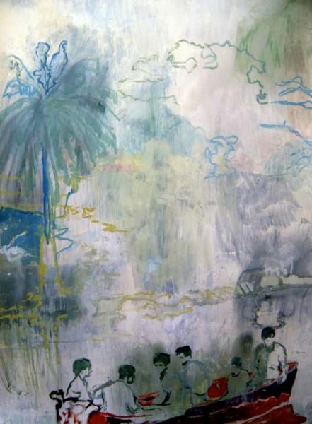 Peter Doig, Imaginary Boys, 2013