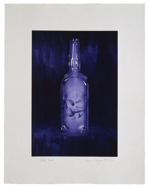 James Rosenquist, Leaky Neck, 1982