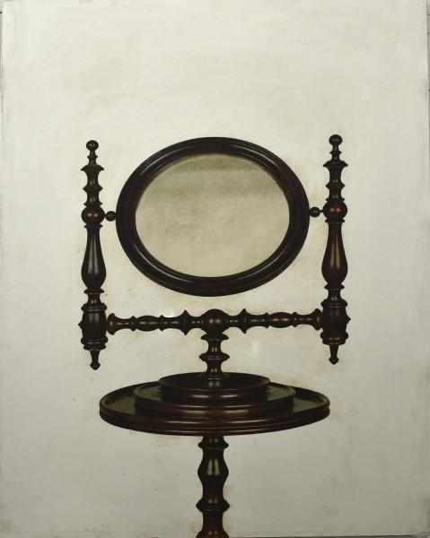 Michelangelo Pistoletto, Vanity Mirror | Specchio da Toilette, 1962-1976