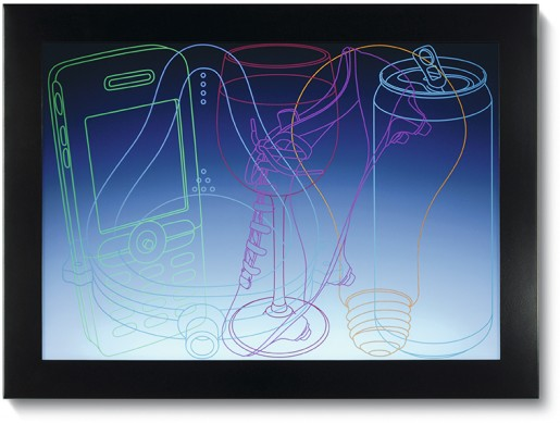 Michael Craig-Martin, Signs Of Life, 2006