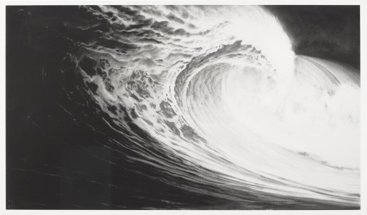 Robert Longo, Angel's Wing, 2005