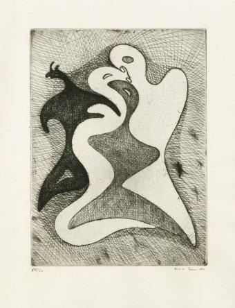Correspondances dangereuses by Max Ernst