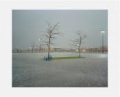 rain, Detroit, from DownTown - Detroit