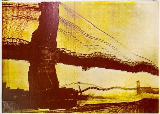 Pol Bury, Two Bridges, 1966