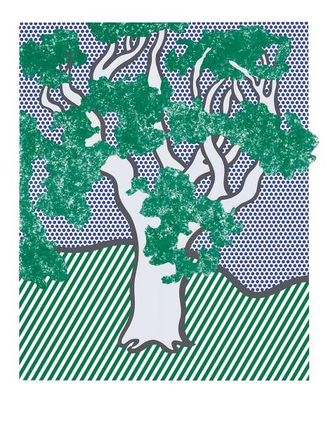 Roy Lichtenstein, From the Portfolio Columbus, 1992