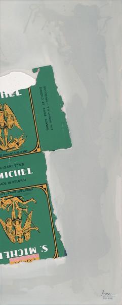Robert Motherwell, St Michael I (State II), 1979