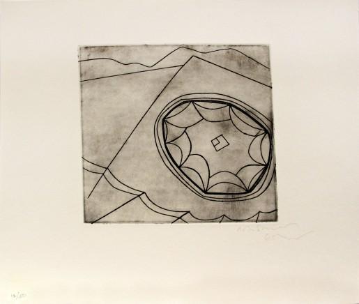 Ben Nicholson, Olympic fragment no. 1, 1965