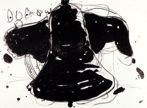 Jannis Kounellis, Gegen die Folter, 1993