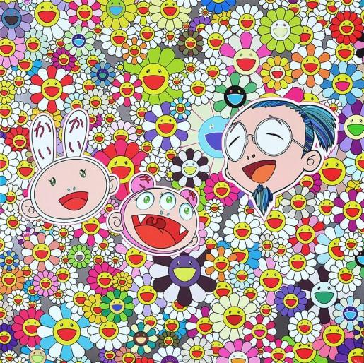 Takashi Murakami, Kaikai Kiki and Me, 2008