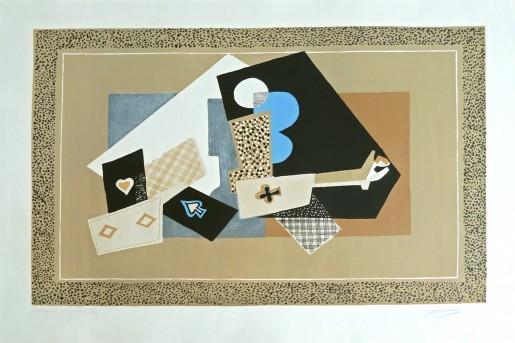 Gino Severini, Still Life | Nature Morte, 1958