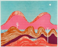 Louise Bourgeois, Beautiful Night, 2004