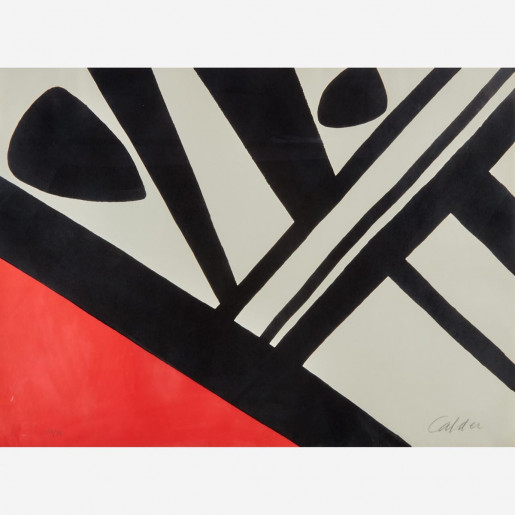 Alexander Calder, Acier du Constructeur, 1965