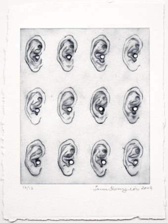 Ears by Louise Bourgeois