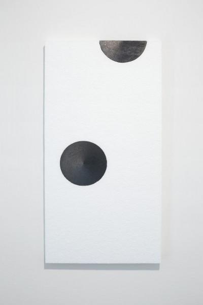 Kristjan Gudmundsson, One and a Half Framed Drawing, 2020