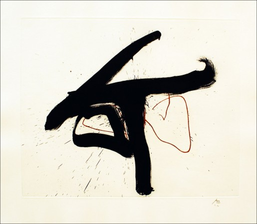 Robert Motherwell, Lament for Lorca, 1991