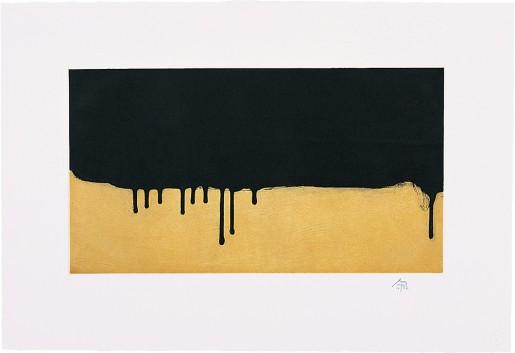 Robert Motherwell, Riverrun, 1988