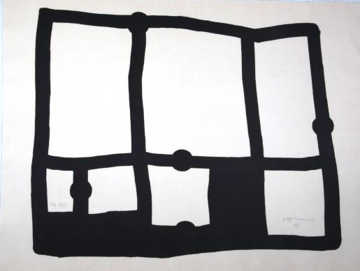 Eduardo Chillida, Zedatu IV, 1991