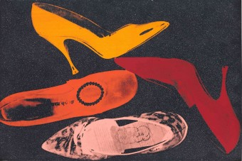 Shoes (FS II.253) by Andy Warhol