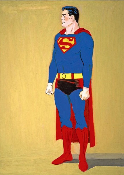 Mel Ramos, Superman, 2006