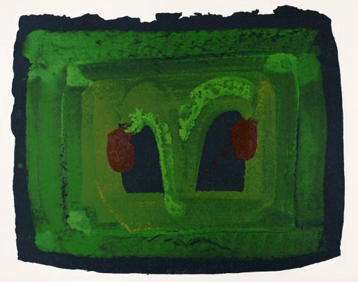 Howard Hodgkin, Lotus, 1980