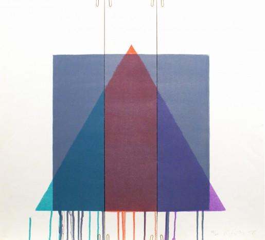 Richard Smith, Three of a Kind B, 1978