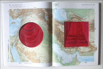 Anish Kapoor, Turning the World, 2005