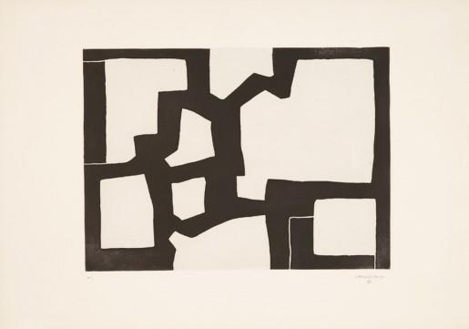 Eduardo Chillida, Inguru V (Ringsum V), 1968