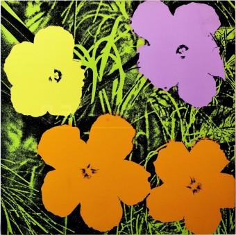 Flowers (FS II.67) by Andy Warhol