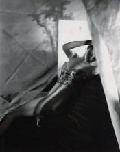 Dorian Leigh, Corset