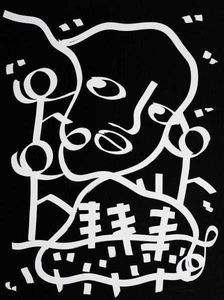 Shantell Martin, I, 2015