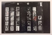Contact Sheet of Ali Right and Left Fist