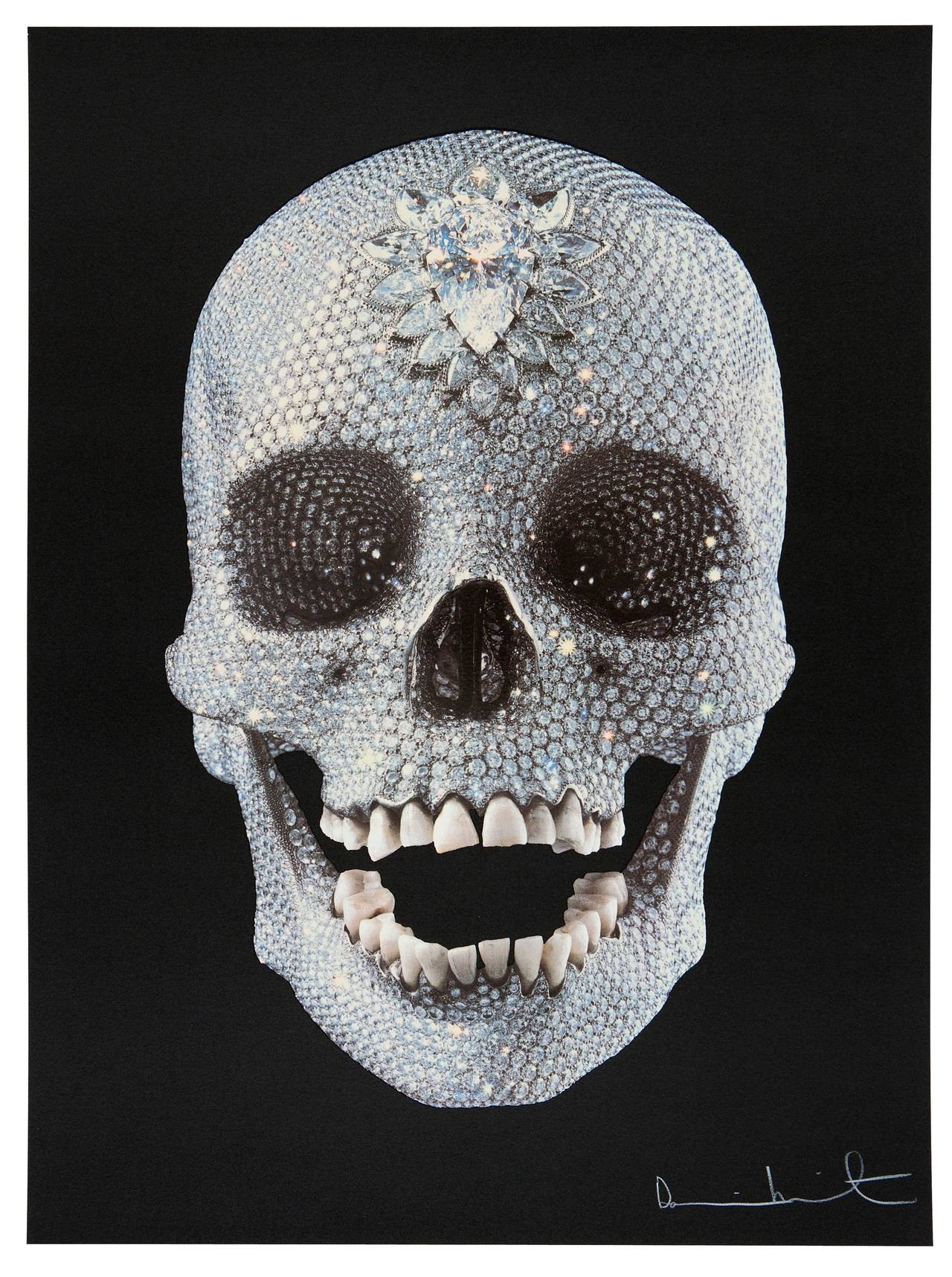 Buy Damien Hirst For The Love Of God
