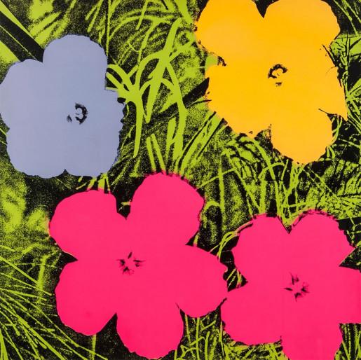 Andy Warhol, Flowers (FS II.73), 1970