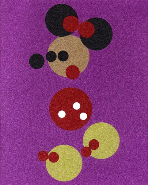 Damien Hirst, Minnie, 2016